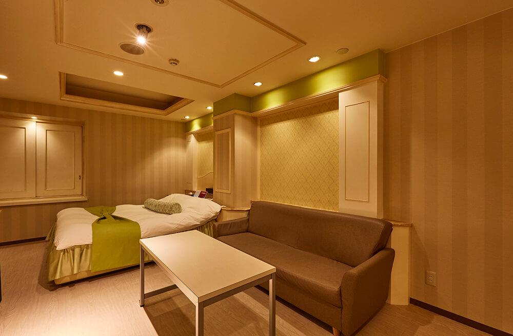 Green apple -room.NO210-